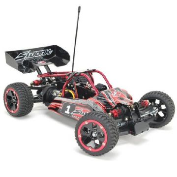 SWORKz SW-940001 Fox 4x4e Cage Buggy RTR